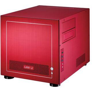 Lian Li PC-V352A Cube Wuerfel ohne Netzteil rot