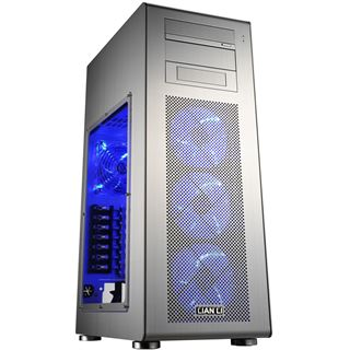 ATX Lian Li Super Case TYR PC-X900A Midi Tower o.NT Silber
