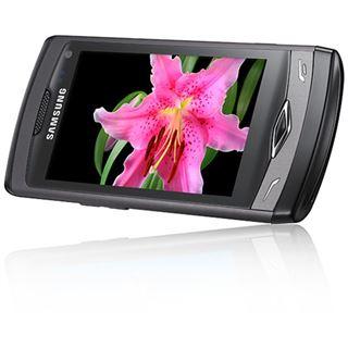 Samsung Wave S8500 metallic black Edition