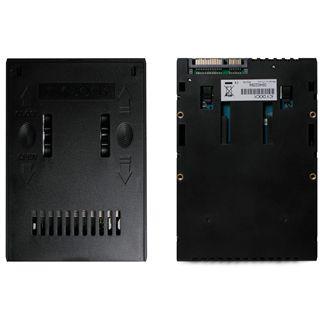 """Icy Dock EZConvert Konverter für 2.5"""" und 3.5"""" Festplatten (MB882SP-1S-2B)"""
