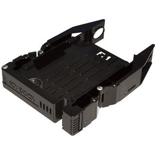 """Icy Dock EZ-Fit 2fach Einbaurahmen für 2,5"""" Festplatten (MB990SP-B)"""