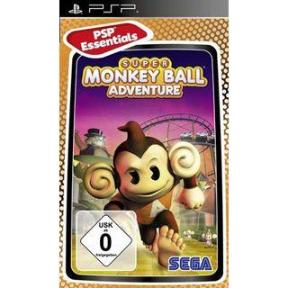 Super Monkey - Ball Adventure (PSP)