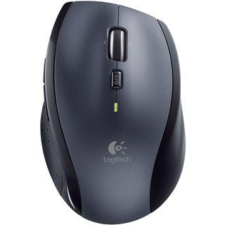 Logitech M705 Marathon Mouse Refresh USB schwarz (kabellos)