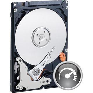"""500GB WD Scorpio Black WD5000BEKT 16MB 2.5"""" (6.4cm) SATA 3Gb/s"""