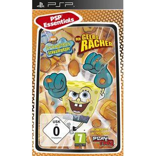 SpongeBob Schwammkopf - Der gelbe Rächer (PSP)