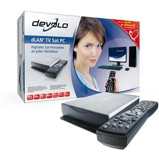 Devolo dLAN TV Sat PC Powerline Receiver