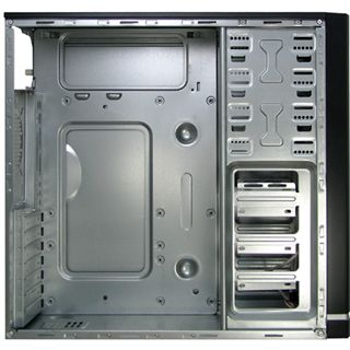 Inter-Tech Starter Case 6 Midi Tower 500 Watt schwarz