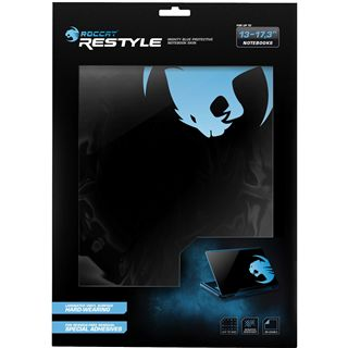 Roccat ReStyle Mighty Blue Protective Notebook Skin