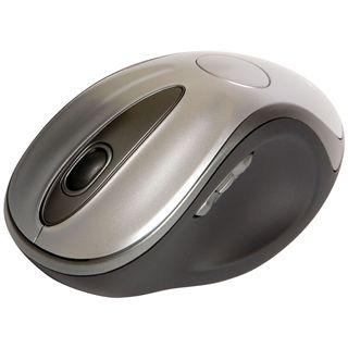 Verbatim Wireless Mouse Desktop Laser Maus Silber USB