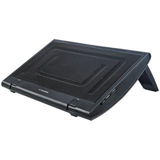 Xilence M600 Notebookkühler schwarz 200mm Lüfter bis 15,4