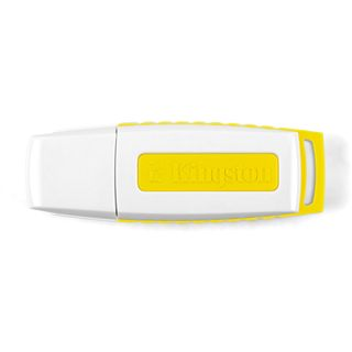 8 GB Kingston DataTraveler Generation 3 (G3) weiss USB 2.0