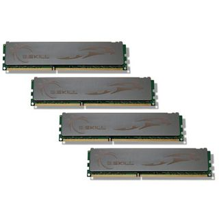 8GB G.Skill ECO DDR3L-1600 DIMM CL8 Quad Kit