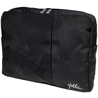 Golla Notebook-Bag Jade Slim G811, Displaygrößen bis 34cm(13), Schwarz , , , ,