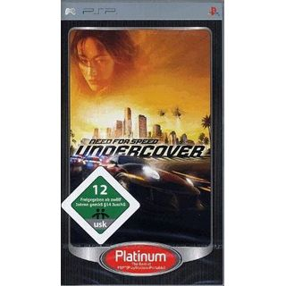 Need for Speed - Undercover (PSP)