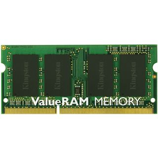 2GB Kingston ValueRAM DDR3-800 SO-DIMM CL6 Single