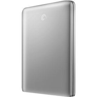 """320GB Seagate FreeAgent GoFlex 2.5"""" (6.35cm) Silber USB2.0"""