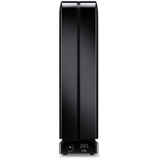 "3000GB Seagate FreeAgent GoFlex Desk STAC3000200 3.5"" (8.9cm) USB 2.0 schwarz"
