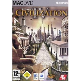 Civilization IV (MAC)