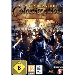 Civilization IV - Colonization (MAC)