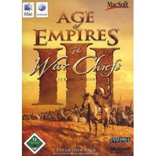 Age of Empires III - The WarChiefs Add On (MAC)