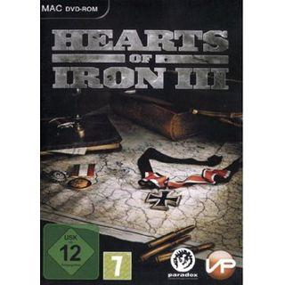 Hearts of Iron 3 (MAC)