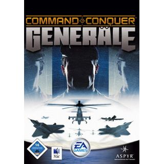 Command & Conquer - Generäle Deluxe Edition (MAC)