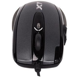 A4tech OP-620 Optical Mouse USB schwarz (kabelgebunden)