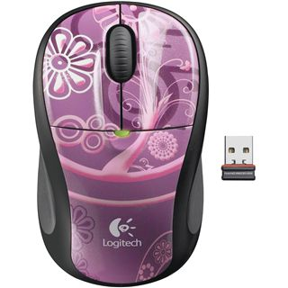 Logitech Wireless MOUSE M305 PLUM CURRENT