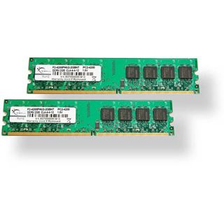 4GB G.Skill Value DDR2-800 DIMM CL5 Dual Kit