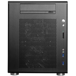 Lian Li Simple & Stylish PC-V354B Wuerfel ohne Netzteil schwarz