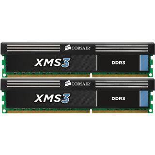 8GB Corsair XMS3 DDR3-1333 DIMM CL9 Dual Kit