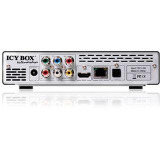 Icy Box Mediaplayer MP3011HW-B SATA Schwarz