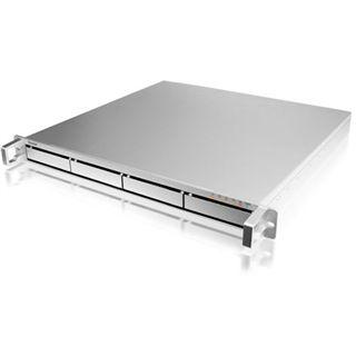 "Raidon SL7650-4S-L4D NAS System für 4x3.5"" SATA/LAN HDD Silber"