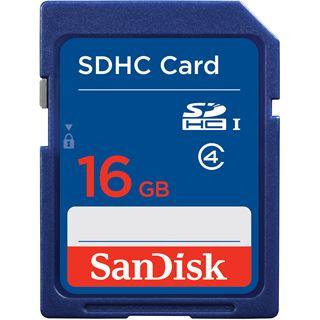 16 GB SanDisk Standard SDHC Class 4 Retail