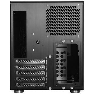 Lian Li PC-V354B gedaemmt Wuerfel ohne Netzteil schwarz