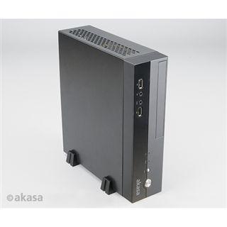 Akasa Crypto ITX Tower 60 Watt schwarz