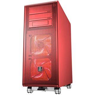 Lian Li PC-V1020R Midi Tower ohne Netzteil rot