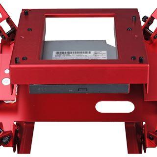 Lian Li PC-T1A Test Bench ohne Netzteil silber