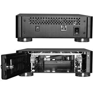 "Lian Li EX-103 3.5"" (8,89cm) eSATA/USB 3.0 schwarz"