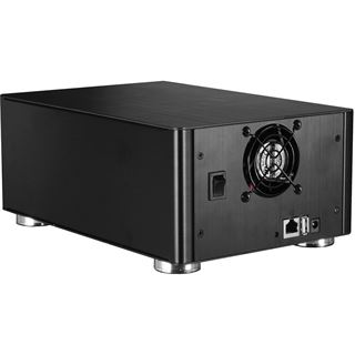 Lian Li EX-20NB HDD Hot Swap RAID NAS Case - black
