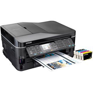 Epson Stylus Business SX620FW Multifunktion Tinten Drucker 5760x1440dpi WLAN/LAN/USB2.0
