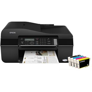 Epson Stylus Office BX305FW Multifunktion Tinten Drucker 5760x1440dpi WLAN/USB2.0
