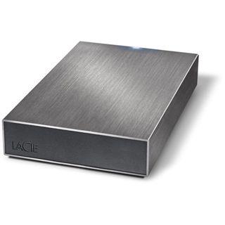"""2000GB LaCie Minimus 301967EK 3.5"""" (8.9cm) USB 3.0 schwarz/alu"""