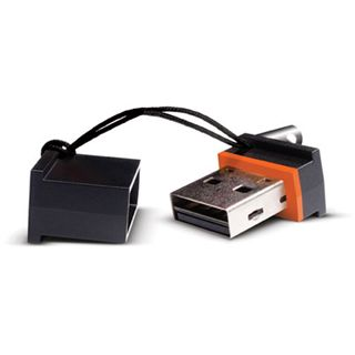 8 GB LaCie MosKeyto schwarz USB 2.0