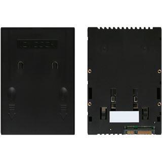 "Icy Dock EZConvert 3,5"" Konverter für 2,5"" Festplatten (MB882SP-1S-1B)"