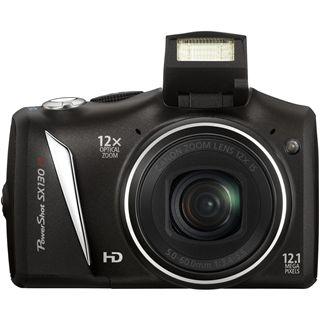 Canon Powershot SX130 IS schwarz