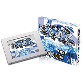 "60GB Mach Xtreme Technology MX-DS 2.5"" (6.4cm) SATA 3Gb/s MLC asynchron (MXSSD2MDS-60G)"