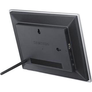 "8,0""(20,32cm) Samsung Digitaler Fotorahmen SPF-800W 800x600 1024MB Schwarz"