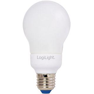 LogiLight E27 Energiesparlampe, 9W, 405 lm , 2700 K