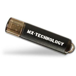4 GB Mach Xtreme Technology MX-CX schwarz USB 2.0